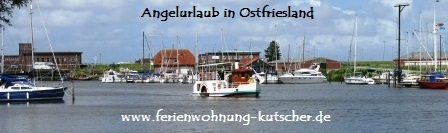 Ferienhaus Angelurlaub Holtgast