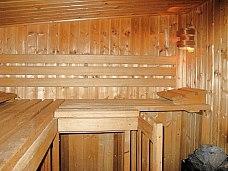 Sauna Ferienhaus Ostfriesland