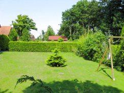 Ferienwohnung Garten Kutscherhuus