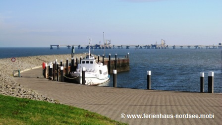Hafen Hooksiel