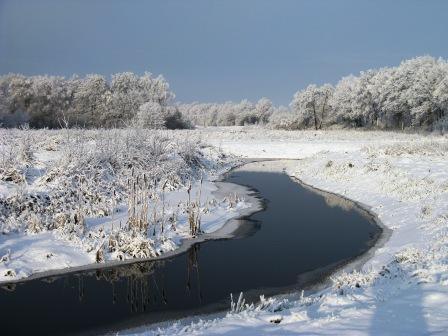 Winterurlaub Ostfriesland