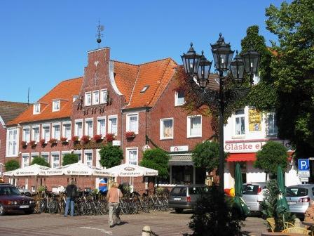 Marktplatz Esens