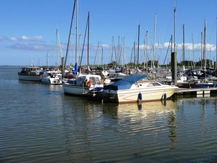 Yachthafen Bensersiel