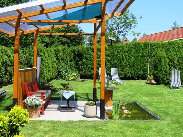 Ferienhaus Mariechen bis 2 Personen in Holtgast